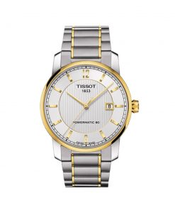 ĐỒNG HỒ TISSOT TISSOT TITANIUM AUTOMATIC GENT T087.407.55.037.00-TISSOT TITANIUM AUTOMATIC GENT T087.407.55.037.00