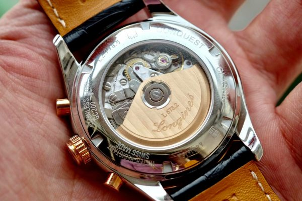 LONGINES L2.798.5.52.3 CONQUEST MOONPHASE LONGINES L2.798.5.52.3 CONQUEST MOONPHASE
