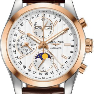 LONGINES L2.798.5.72.3 CONQUEST MOONPHASE LONGINES L2.798.5.72.3 CONQUEST MOONPHASE