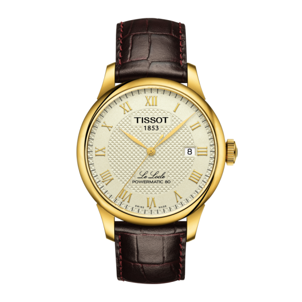 TISSOT LE LOCLE POWERMATIC 80 T006.407.36.263.00 TISSOT LE LOCLE POWERMATIC 80 T006.407.36.263.00