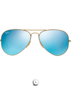 RAY-BAN AVIATOR FLASH LENSES RB3025 112/17 58
